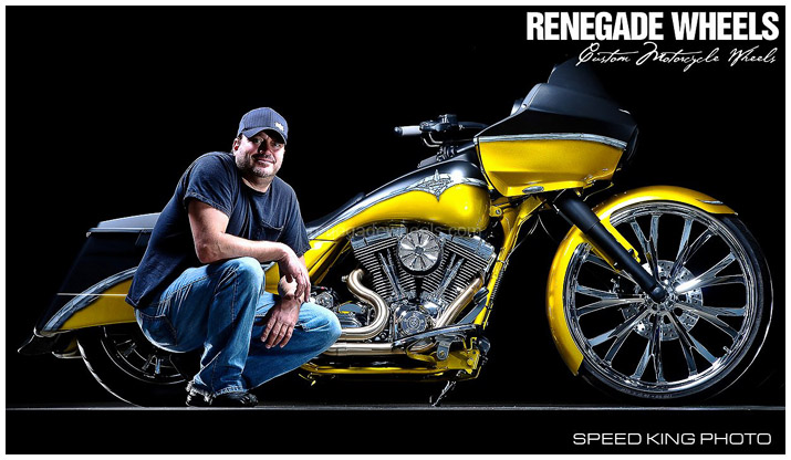What's New at Renegade | Renegade Wheels Motorcycle | Harley