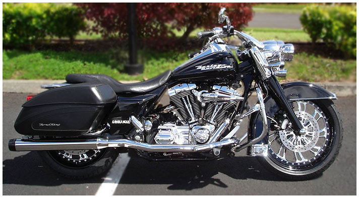 chrome aspen renegade wheels for harley street glide road king html autos weblog. Black Bedroom Furniture Sets. Home Design Ideas