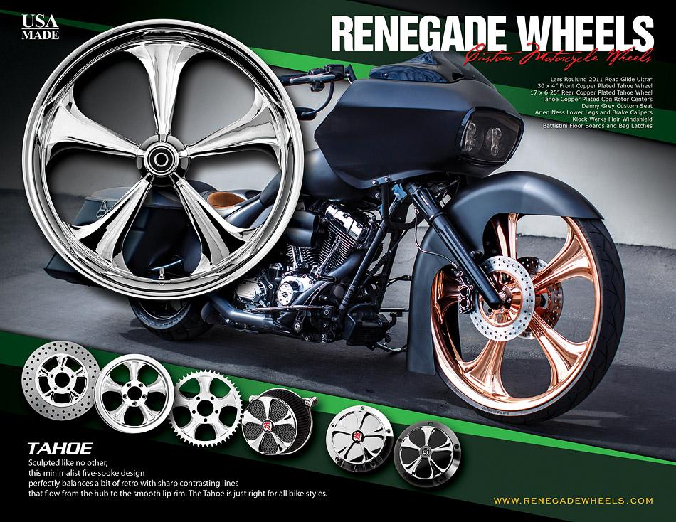 Copper Derby Cover : Renegade wheels tahoe